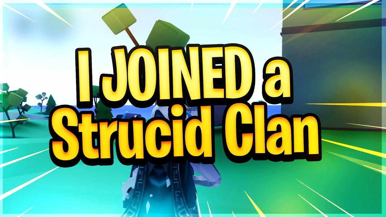 I JOINED A STRUCID CLAN! (ROBLOX FORTNITE) - YouTube