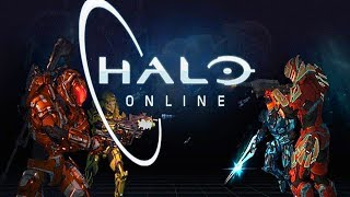 HALO ONLINE - Official Gameplay Trailer 2018 (Free Halo Game PC)