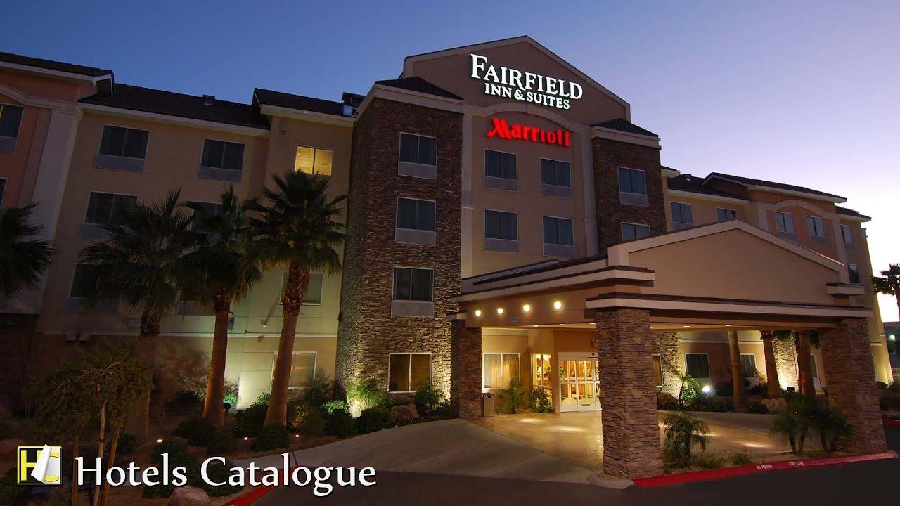 Fairfield inn suites las vegas south overview las vegas lodging hotels catalogue