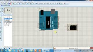 SERIAL MONITOR FOR ARDUINO IN PROTEUS 8 SIMULATION TUTORIAL 02