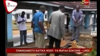 Changamoto Zabainika Hospitali Ya Sokoine Lindi