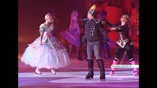Более 2000 одаренных детей со всего края побывали на ледовом шоу Ильи Авербуха