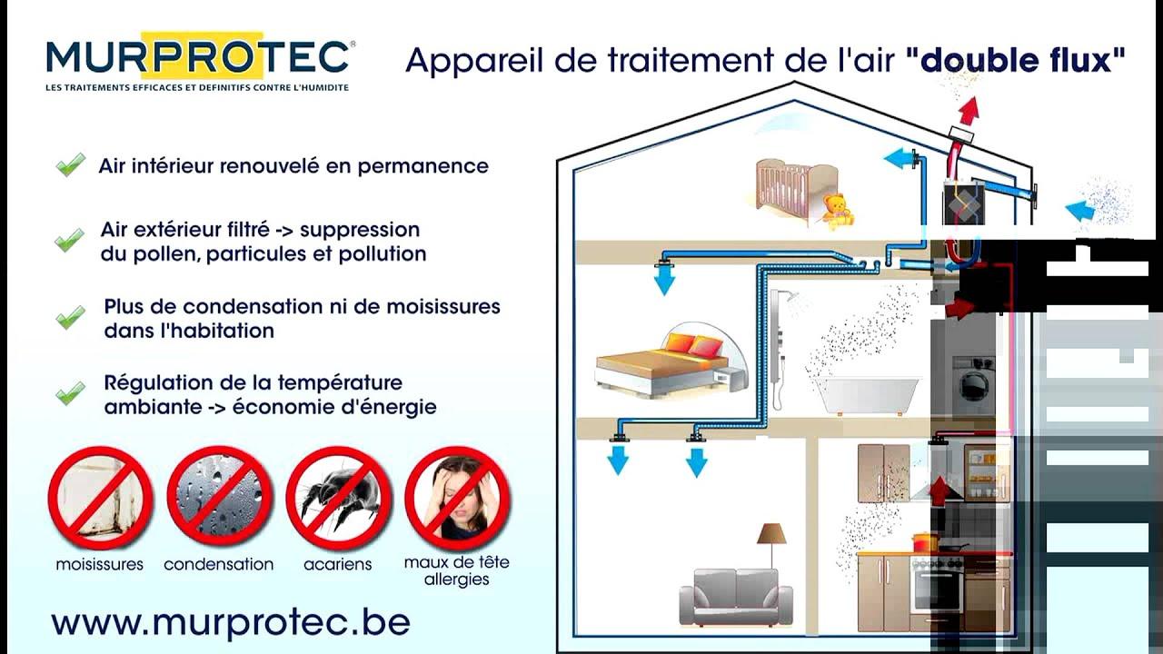 murprotec traitement de l 39 air youtube. Black Bedroom Furniture Sets. Home Design Ideas