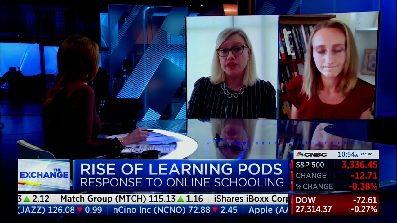 Education Dollars Should Follow Students, Not Facilities   Lindsey Burke on CNBC