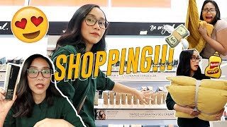SHOPPING TAYO!!! | BONGGANG MAKEUP & HOME DECOR!!