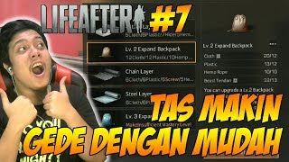 Tips LifeAfter !!! Upgrade Tas Ke Level 3 Dengan Mudah | Life After Indonesia #8