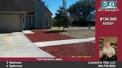 11547 Fort Caroline Lakes Dr Jacksonville FL