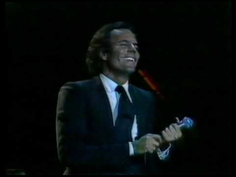 Julio Iglesias Live Madison Square Garden 1979 [Great Quality]