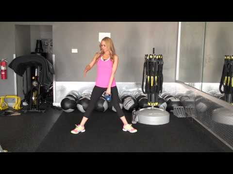 Kettlebell Compound Movements | Marzia Prince