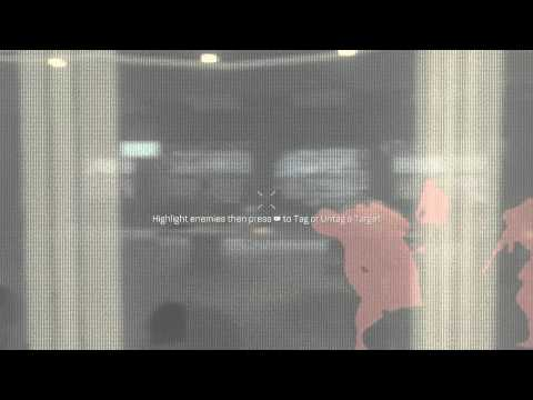 Call of Duty®: Advanced Warfare Mission 3 Traffic Hostage Rescue / Enemy Tagging