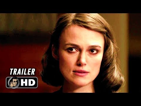THE AFTERMATH Trailer (2019) Keira Knightley Movie