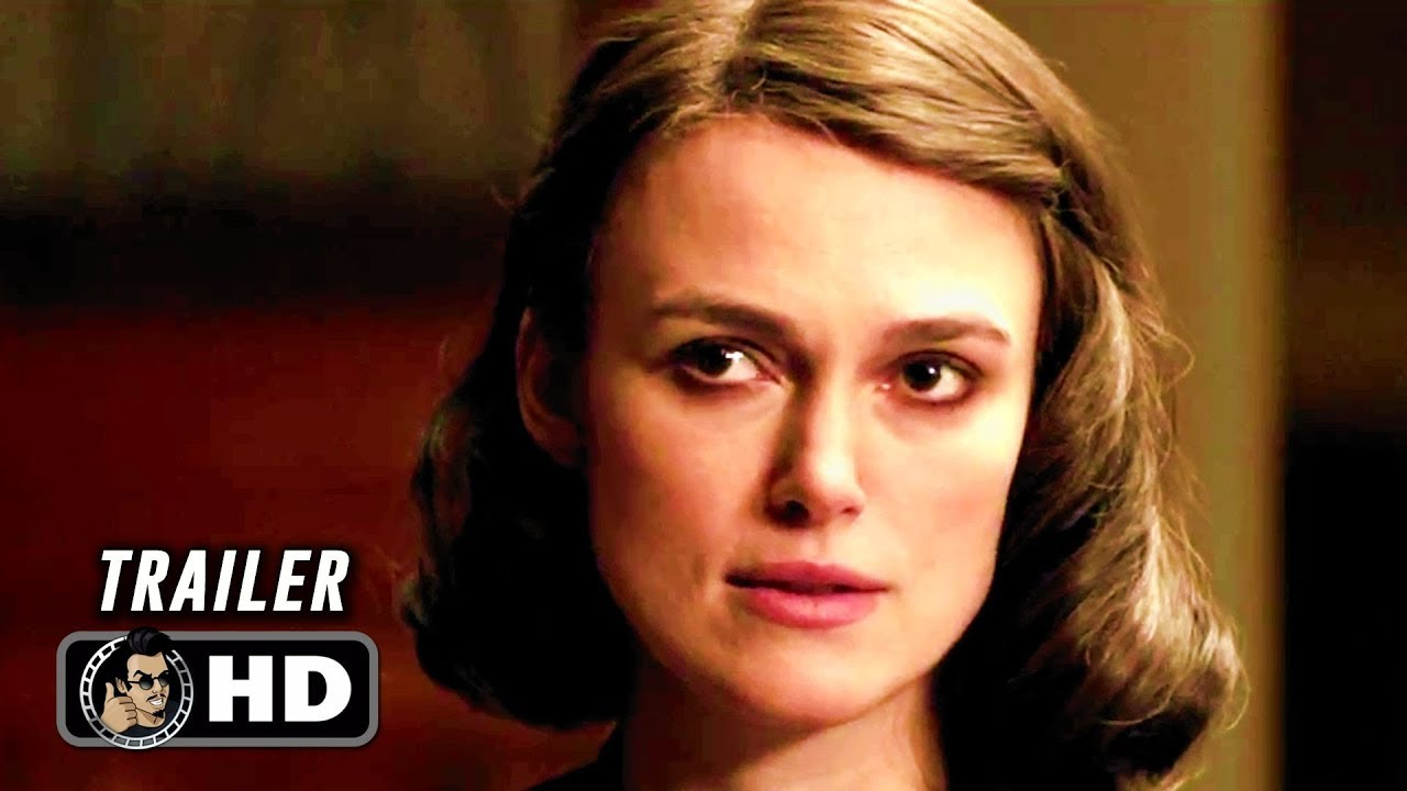 THE AFTERMATH Trailer (2019) Keira Knightley Movie - YouTube