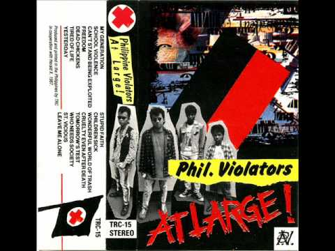 Pinoy Punk-Freedom-Philippine Violator
