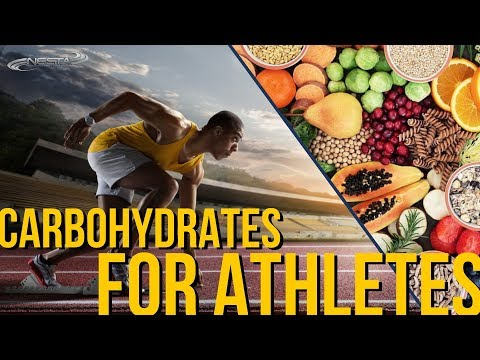 Importance of Carbohydrates for Training | Nutrition for Athletes | Sports Nutrition Coaching