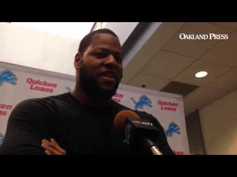 #Lions Ndamukong Suh on #Bucs DT Gerald McCoy.