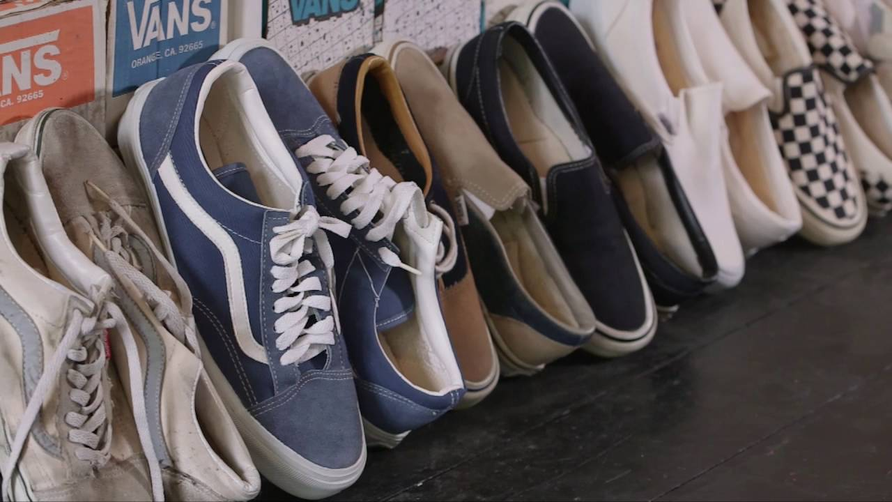 7231536fd4 Vans Vault OG Collection - A Chat with Henry  Pillowheat  Davies ...