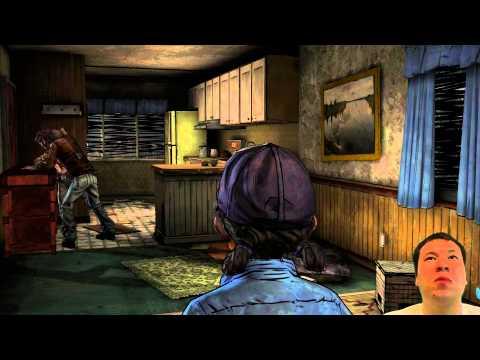 The Walking Dead Season 2 Ep 4 - Where's Sarah I SLAP HER