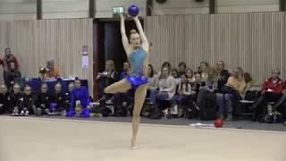 Nicoline Simone Sachmann boll 2018-03-03