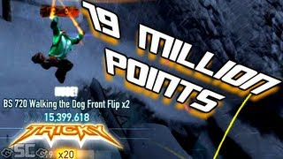 ★SSX | 19 Million Points | TRICK IT! | Mac (PS3 DEMO Gameplay)【HD】★