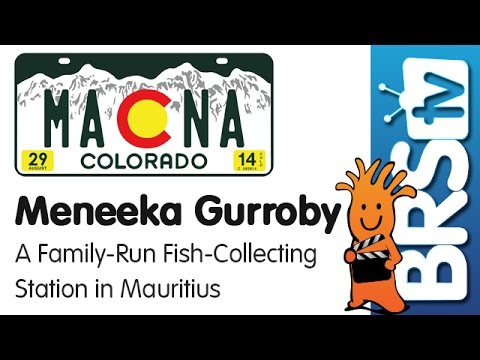A family-run fish collecting business in Mauritius by Meneeka Gurroby | MACNA 2014