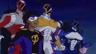 Static Shock and The Hoop Squad vs Dr.Odium