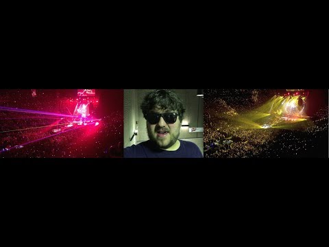 COLDPLAY IN MONTREAL (vlog #7)