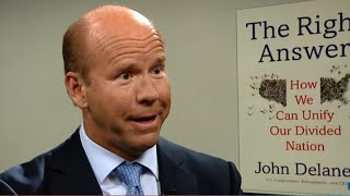 How presidential hopeful Rep. John Delaney says he plans to unite a divided nation