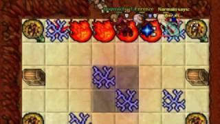 Tibia - Original Desert Quest Killing Part 3/4 !