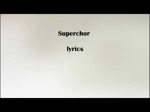 Superchor (jugni hasdee) Lyrics video