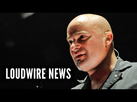 Disturbed's David Draiman: Why I Took Out Chin Piercings