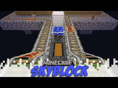 Fun With Chickens! - Skyblock - EP06 (Minecraft)