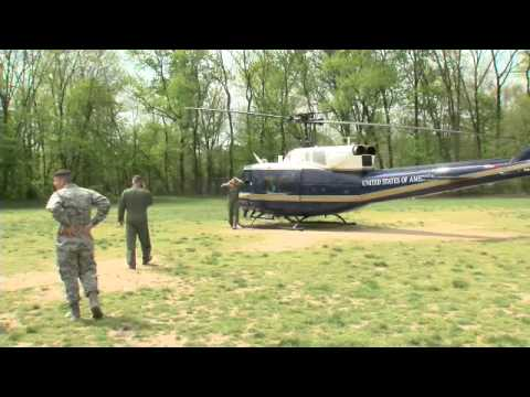 U.S. Air Force helicopter makes emergency landing near Alexandria elementary school