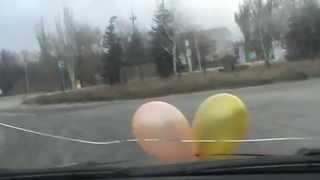 Свадьба ополченца Кипиша в Луганске ч. 8