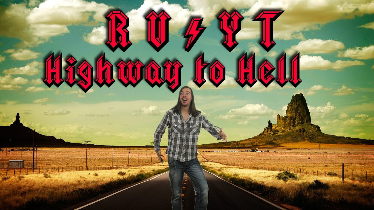 Highway to Hell - ACDC (Cover, kazooed) - YouTube