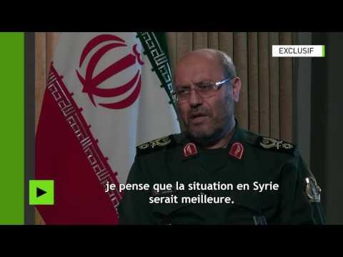 Interview exclusive avec le ministre de la Défense d'Iran