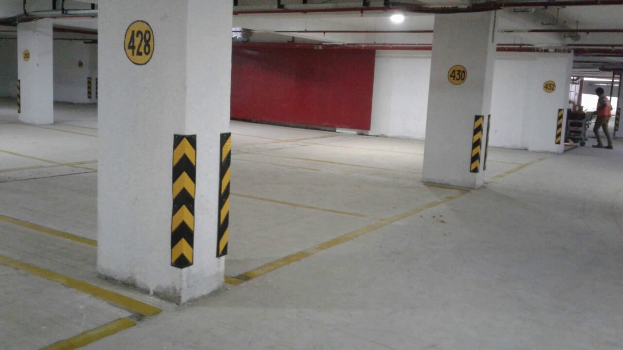 Thermoplastic Road Marking Paint Contractor Youtube