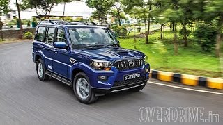 2015 Mahindra Scorpio India First Drive Review