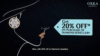 ORRA Diamond Jewellery - Unmatched Brilliance at an Unmatched Value