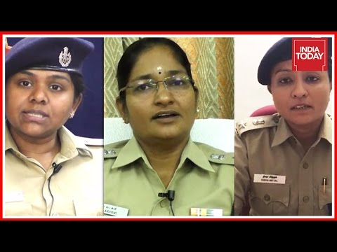 Newsroom: 3 Tamil Nadu Women Police Officers Take on Woman-Hater In Movies