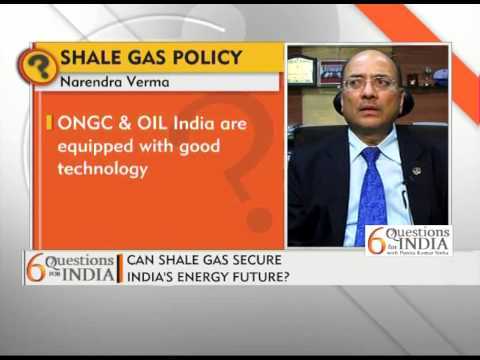 Six Questions for India with Punita Kumar Sinha - Can Shale gas secure India's energy future?