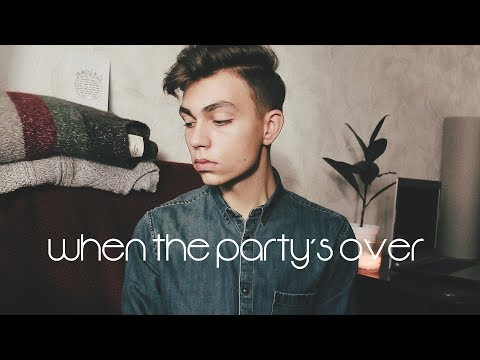 when the party's over - BILLIE EILISH | Denis Kalytovskyi cover