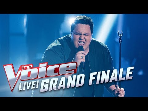 Judah Kelly - 'Climb Every Mountain' | The Voice Australia 2017