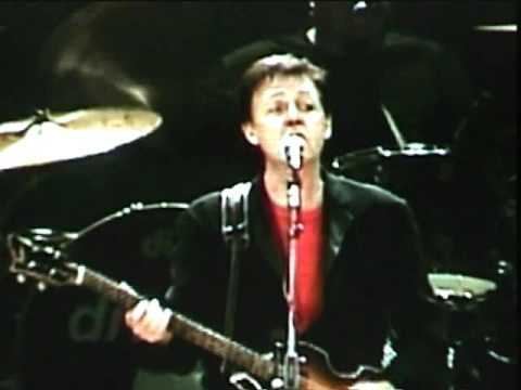 Paul McCartney Live At The Ice Palace, Tampa, USA (Wednesday 15th May 2002)