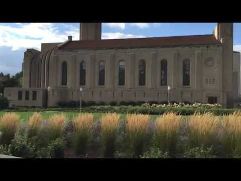 Madonna Della Strada Chapel At Loyola University Lakeshore Campus