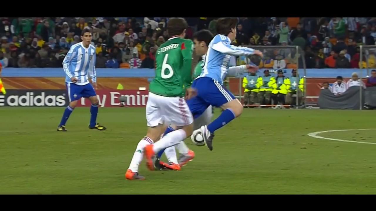 Download Lionel Messi vs Mexico World Cup 2010 HD 1080i