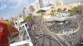 Universal Studios Japan - Hollywood Dream-The Ride -Backdrop