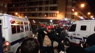 ST и испанская полиция