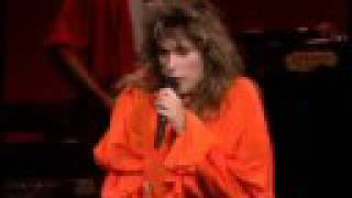 Turn the beat around - LIVE - Laura Branigan