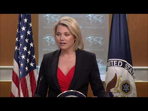 Department Press Briefing - May 3, 2018
