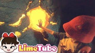 라임의 힘이여 솟아라!  | 디즈니랜드 캘리포니아 어드벤쳐 모험놀이터  체험 LimeTube toy review